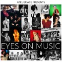 ATELIER ACE PRESENTS: EYES ON MUSIC, A CONVERSATION WITH BOB GRUEN AND MICK ROCK, MODERATED BY LEGS MCNEIL