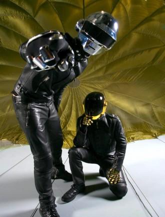 Daft Punk LasVegas 2010