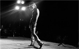Iggy With Four Lights 1972