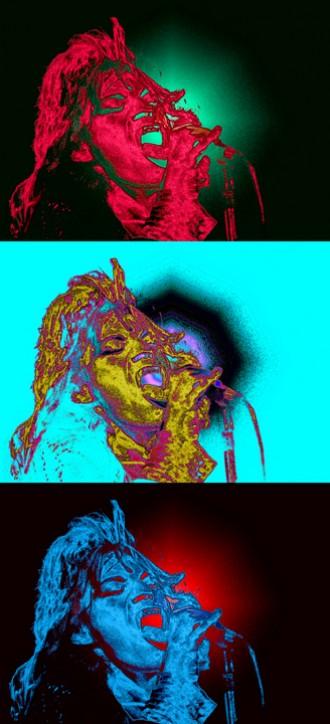 Jagger Triptych