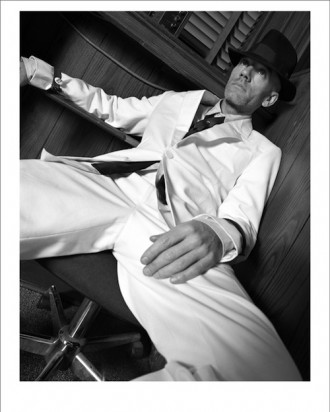 Michael Stipe New York 2004
