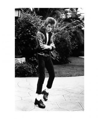 Bowie Beverly Hills Hotel 1972