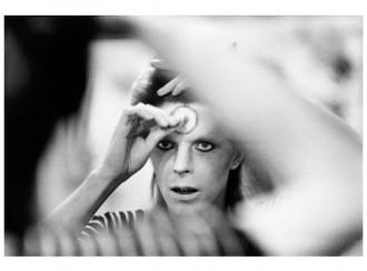 Bowie Makeup
