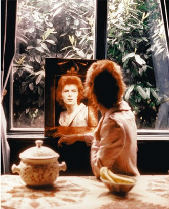 Bowie Mirror 1972