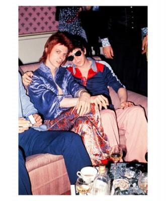 David and Lou Summer 1972