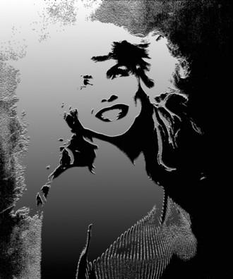 Debbie Harry Smile Art1