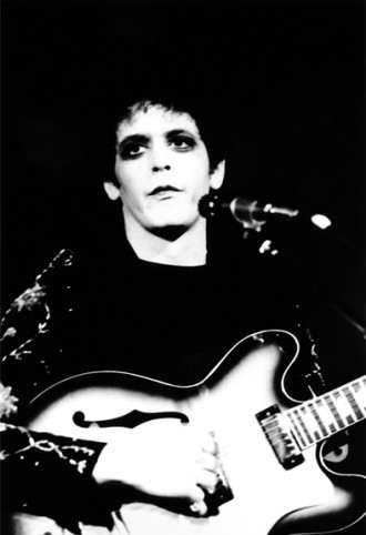 Lou Reed Transformer cover 1972
