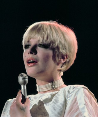 Marianne Faithfull 1973