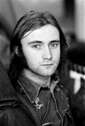 Phil Collins 1974