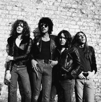 Thin Lizzy 4 1976