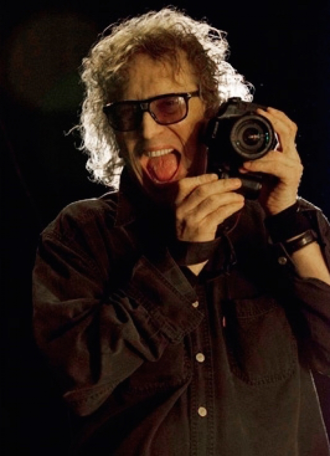 Yahoo: Hey Man, Nice Shots: Legendary Photographer Mick Rock, in His Own Words