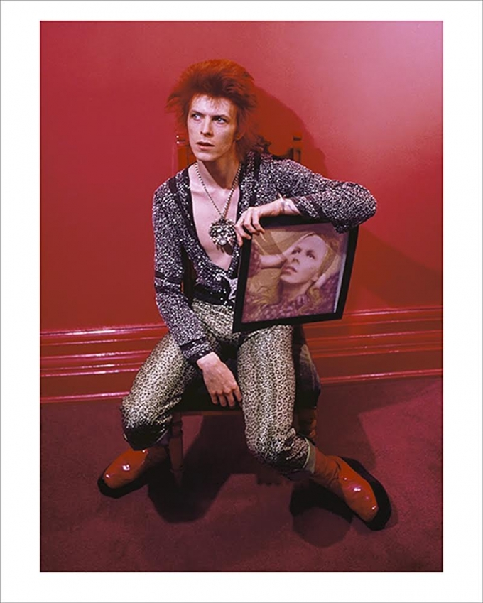 Mick Rock Reflects on the Legacy of David Bowie