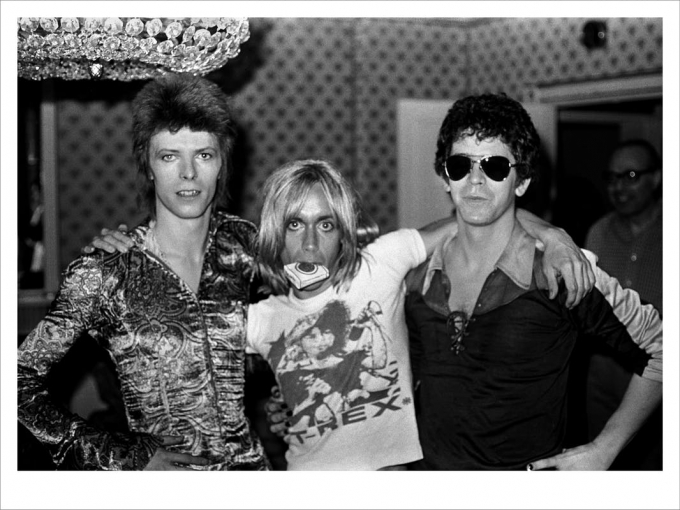 L'Officiel USA: Mick Rock, King of Glam Rock Photography, On His Near Death Experience