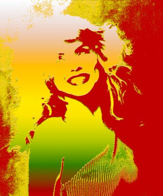 Debbie Harry Smile Art2