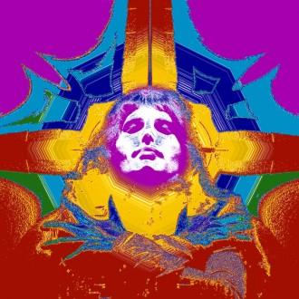 Freddie Mercury Photo Art
