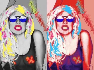 Gaga Diptych