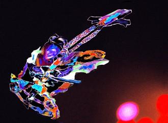 Guitar Ripart v4 Lights