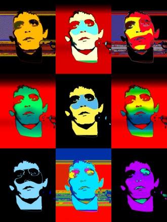 Lou Reed Transformer Multiple