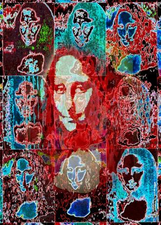 Mona Lisa Multiple  v4
