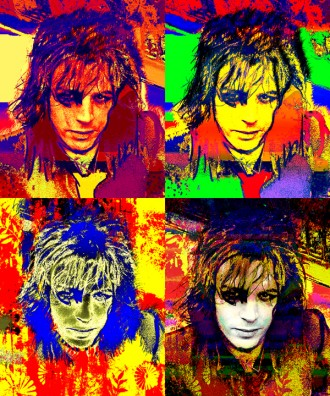 Syd Barrett Quadruple