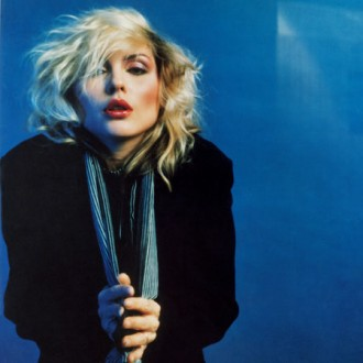 Debbie Harry blue 1978