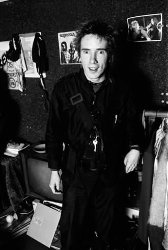 Johnny Rotten 1976