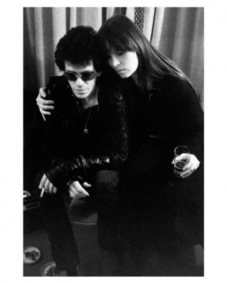 Lou and Nico London 1975