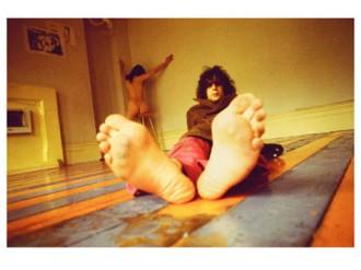 Syd Barrett feet 1969