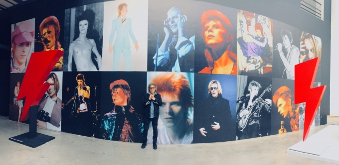 Press Talks: On 'Starman: Bowie By Mick Rock' at Foto Museo Quatro Caminos in Mexico City