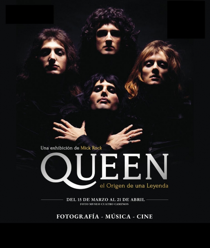 """QUEEN: THE ORIGIN OF A LEGEND"" EXHIBITION AT FOTO MUSEO CUATRO CAMINOS IN MEXICO CITY MARCH 15th – APRIL 21st, 2019"