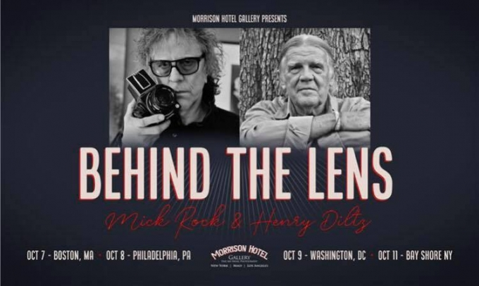 BEHIND THE LENS TOUR